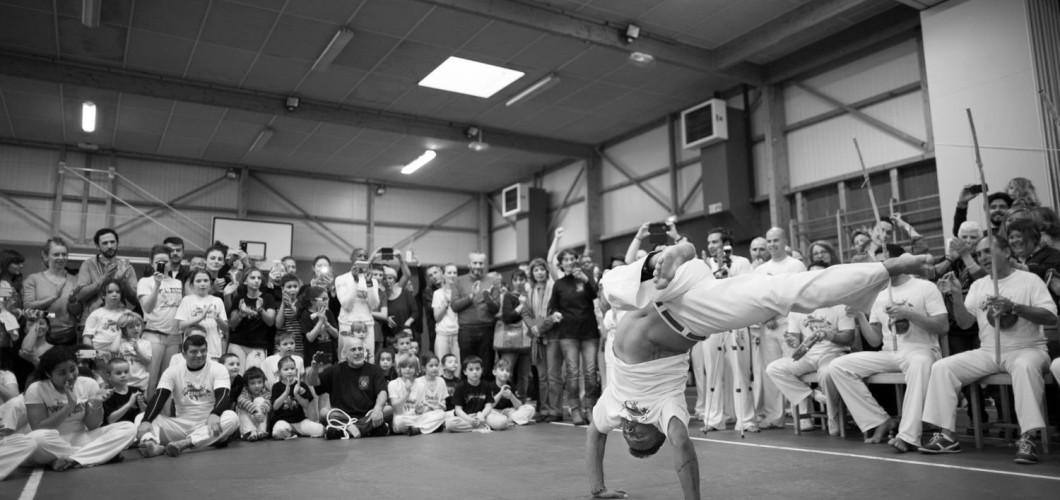 Mestre Pitomba – Capoeira Brasil