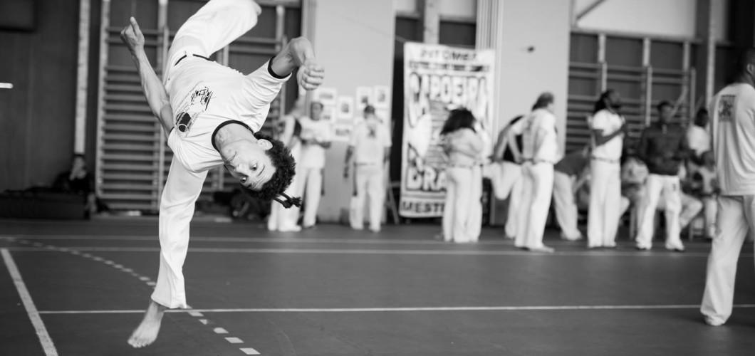 Lieux et horaires des cours de capoeira