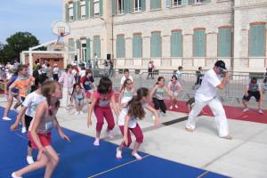 capoeira enfant marseille