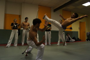 Capoeira Ado - Capoeira Adultes Marseille