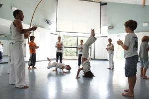 capoeira marseille enfant